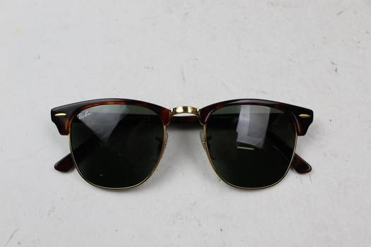 Ray Ban Clubmaster Unisex Sunglasses