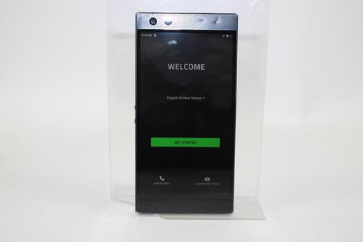 Razer Phone 2, 64GB, Unknown, Google Account Locked, Sold For Parts