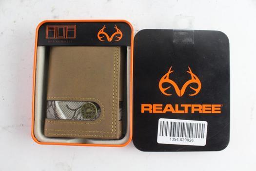 Realtree Mens Wallet