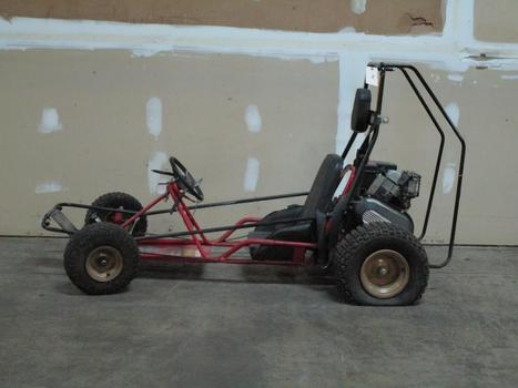 Red Fox Go-Kart