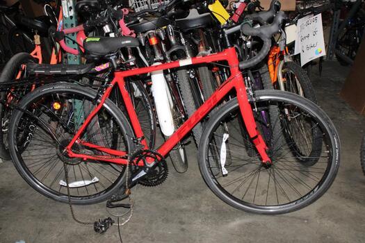 Red Fuji Urban Bike