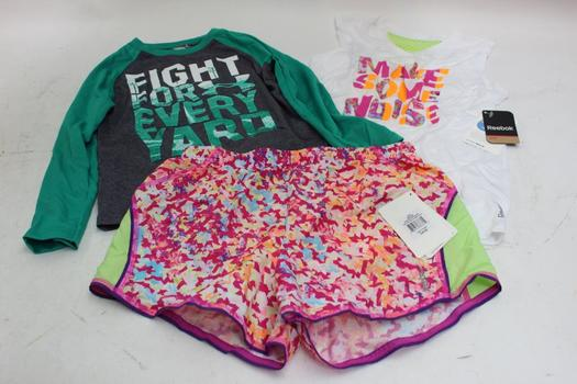 Reebok, Under Armour Kids Clothing, 3 Pieces