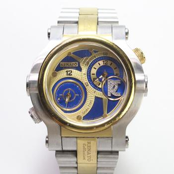 Renato Generation 8 Beast Dual Time Watch