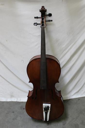 Ricard Bunnel Cello By Kennedy