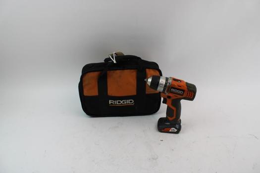 Ridgid R82008 Cordless Drill