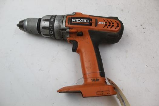 Ridgid R84015 Drill