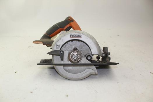Ridgid R885 Circular Saw