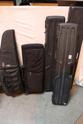 Rifle Cases And Bags: Doskocil, UTG, Tac Force And More: 5+ Items