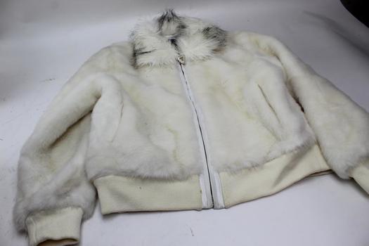 Riflessi Fur Jacket, Size, M