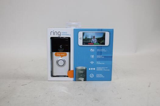 Ring Video Doorbell For Smartphones