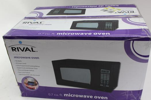 Rival Microwave Oven