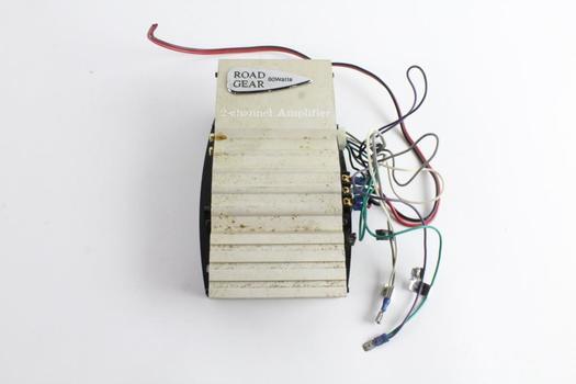 Road Gear Amplifer