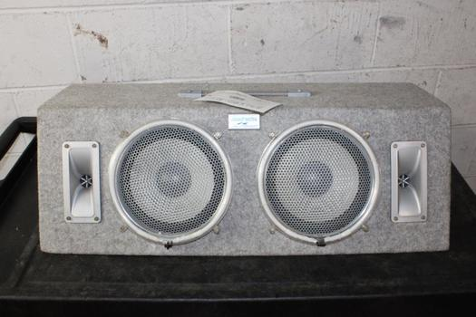 Roadmaster 2-Way Car Speaker System