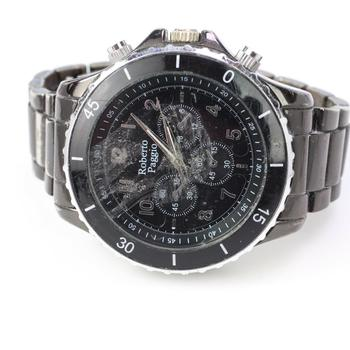 Roberto Paggio Stainless Steel Watch