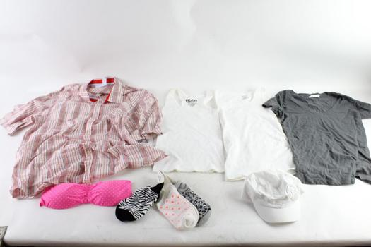 Roca Wear And Other Brands Clothing Lot, 7 Pieces