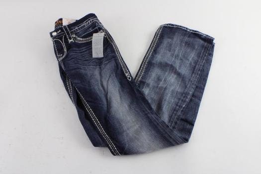 Rock Revival Womens Jeans, Size 26/34