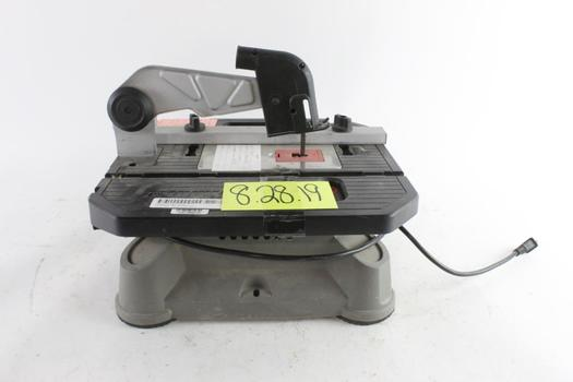 Rockwell Portable Tabletop Saw
