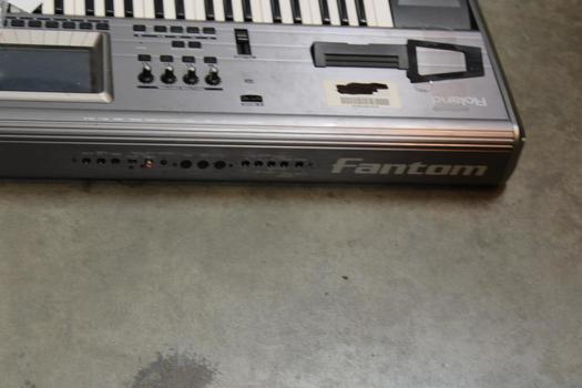 roland fa 76 fantom keyboard workstation property room. Black Bedroom Furniture Sets. Home Design Ideas
