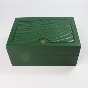Rolex Box With Papers
