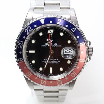 Rolex GMT Master Watch - Evaluated By Independent Specialist