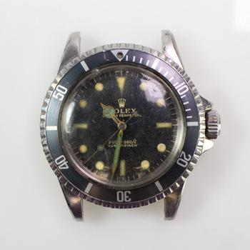 Rolex Submariner 5513 Watch - Evaluated By Independent Specialist