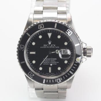 Rolex Submariner Stainless Steel Watch - Evaluated By Independent Specialist