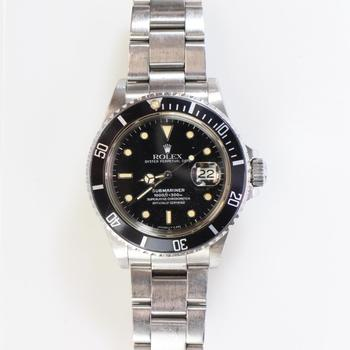 Rolex Submariner Watch - Evaluated By Independent Specialist