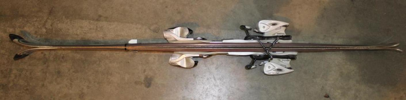 Rossignol Skis With Bindings; Size 150cm