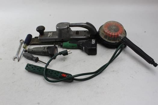 Rotary Tool, Orbital Board Sander And More: Hitachi, Dremel 7700: 5+ Items