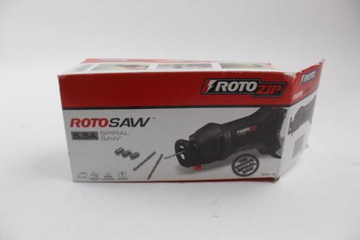 Rotozip Roto Saw