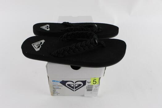 Roxy Sandbar Womens Sandals, Size 5