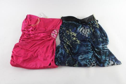 Ruby Rox And Other Juniors Dresses, Size M, 2 Pieces