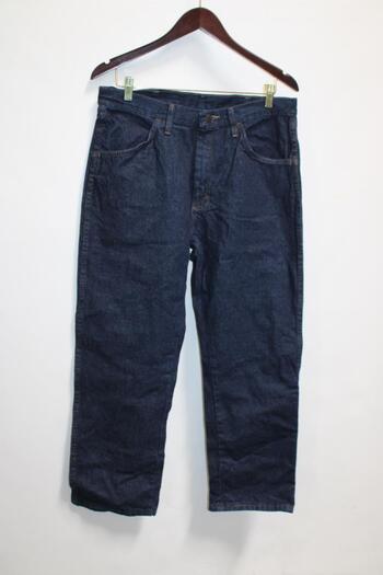 Rustler Boot Blue Jeans Size 34X29