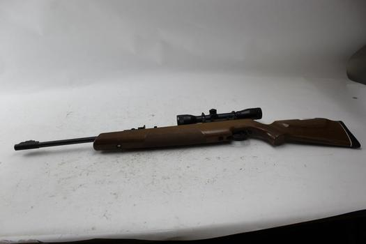 RWS Air King Pellet Air Rifle With Scope