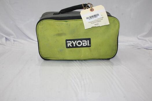 "Ryobi 1.2 Amp Corded 5.5"" Corner Cat Sander (Model CSF1503G)"
