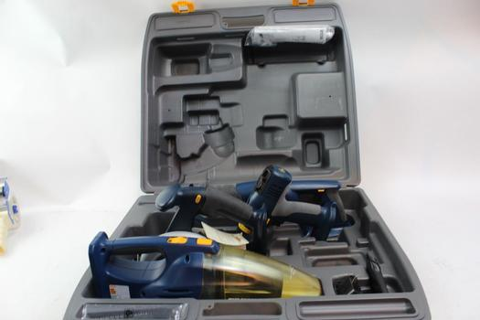 Ryobi Cordless Power Tool Bulk Lot, 4 Pieces