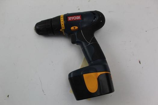 Ryobi Hp496 Drill