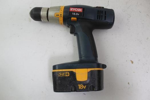 Ryobi P200 Drill