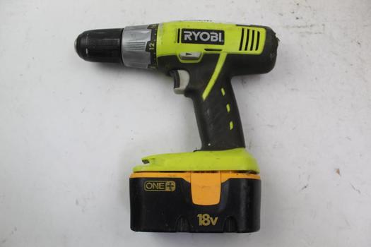 Ryobi P203 Drill