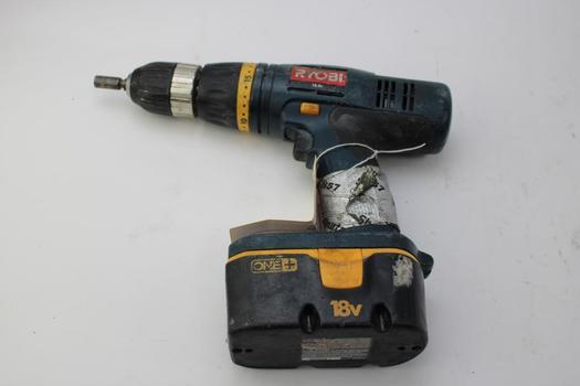 Ryobi P210 Drill