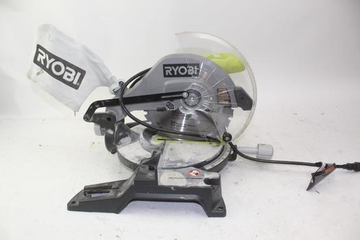 Ryobi Ts1345l Miter Saw