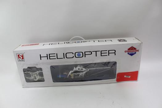 S Double Horse Remote Control Helicopter