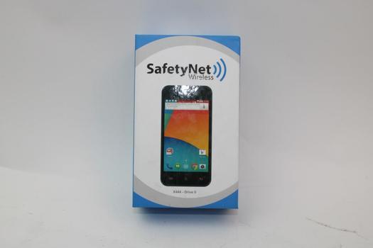 SafetyNet Wireless X444 Drive II Phone