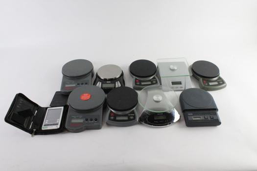 Salter Digital Scale, Tanita Digital Scale, And More, 5+ Pieces