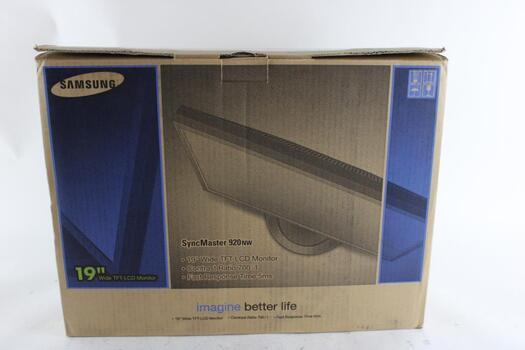 Samsun 19 Inch TFT-LCD Monitor