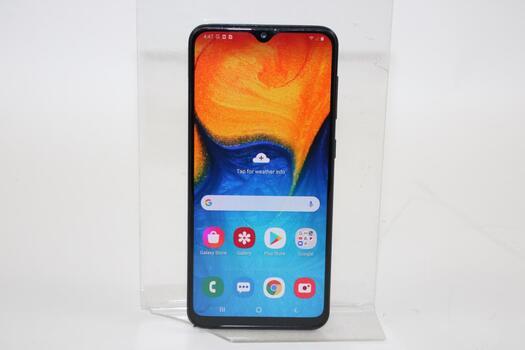 Samsung Galaxy A20, 32GB, Virgin Mobile