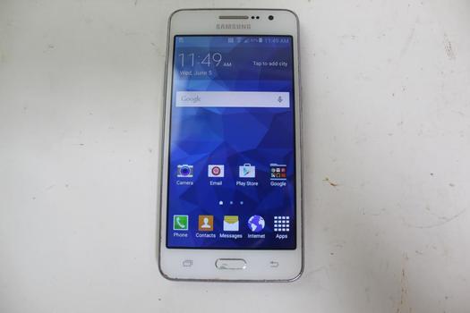 Samsung Galaxy Grand Prime, 8GB, Cricket Wireless