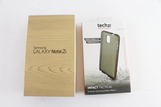 Samsung Galaxy Note 3, 32GB, For T-Mobile