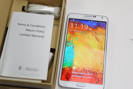 Samsung Galaxy Note 3, 32GB, T-Mobile