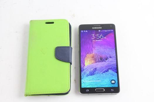 Samsung Galaxy Note 4, 32 GB, AT&T